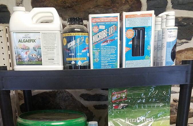 aquascape water feature garden supplies for sale